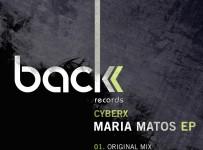BCK029 Maria Matos - Cyberx - BACK Records