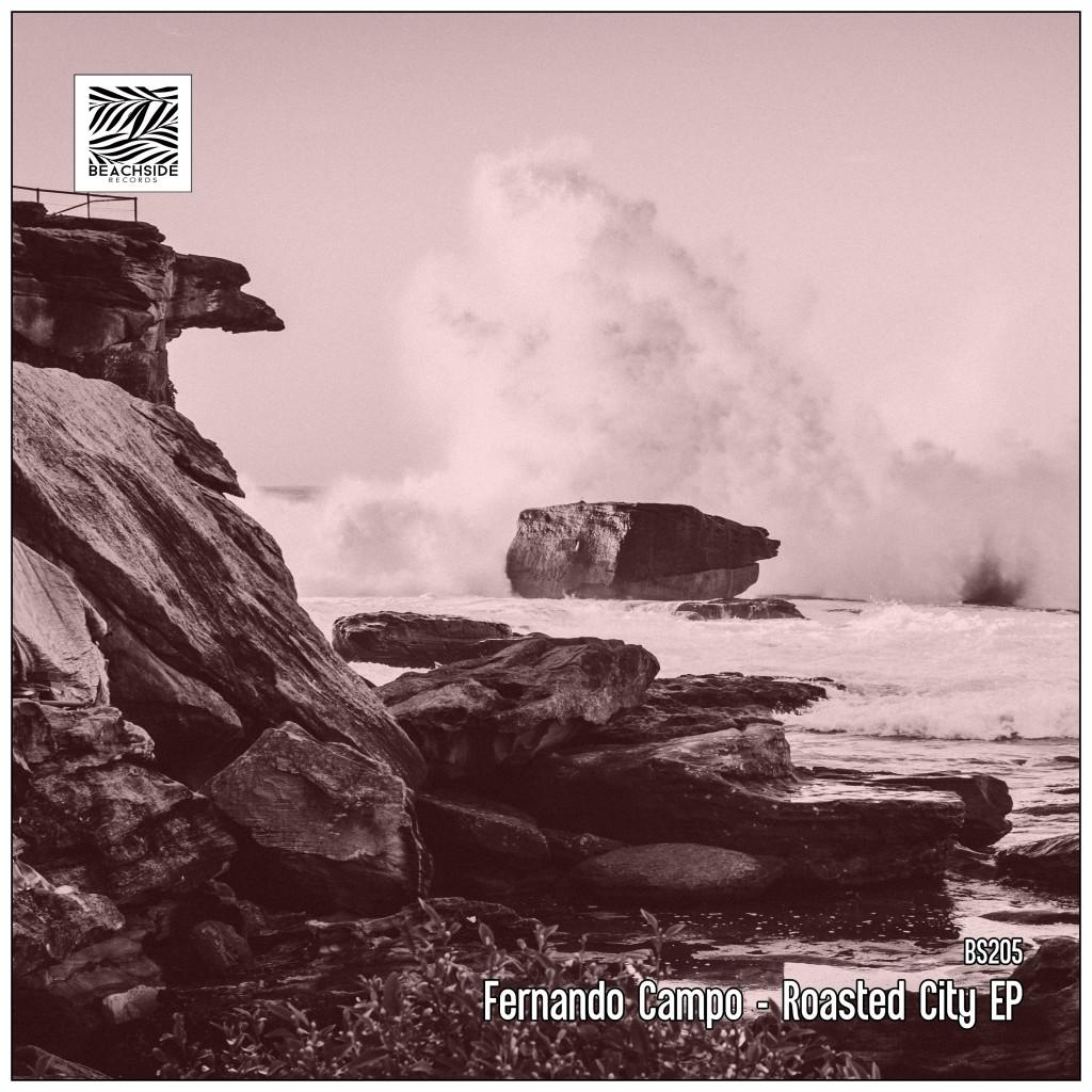 Fernando Campo - Roasted City EP cover