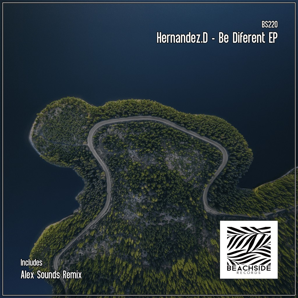 Hernandez.D - Be Diferent EP cover