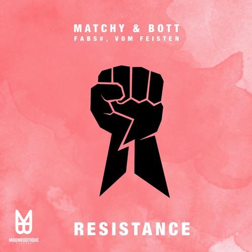 Matchy-&-Bott---Resistance-EP--Moonbootique-records