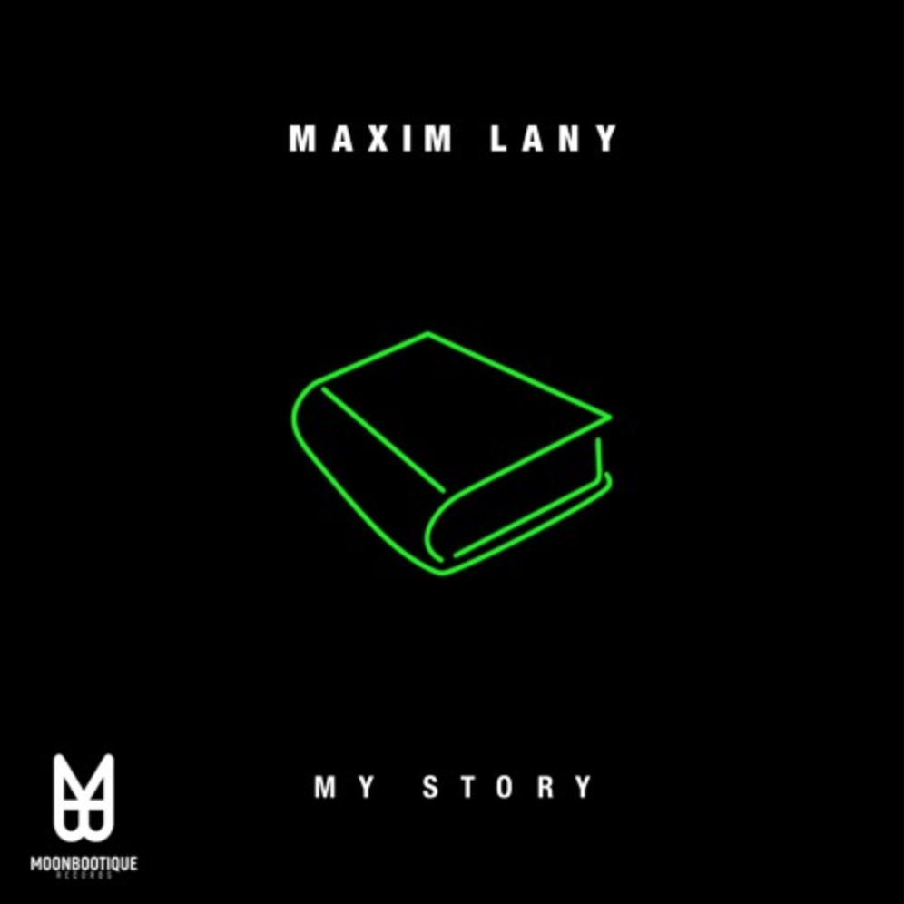 Maxim Lany - My Story EP artwork