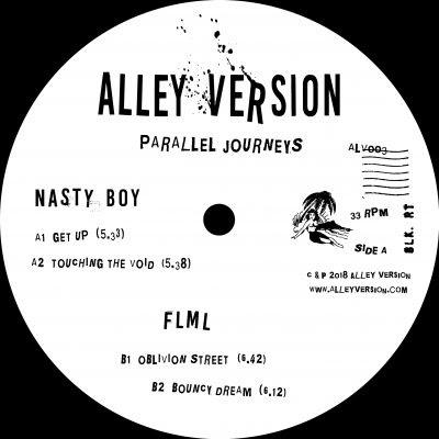 Nasty Boy  FLML - Parallel Journeys - Alley Version