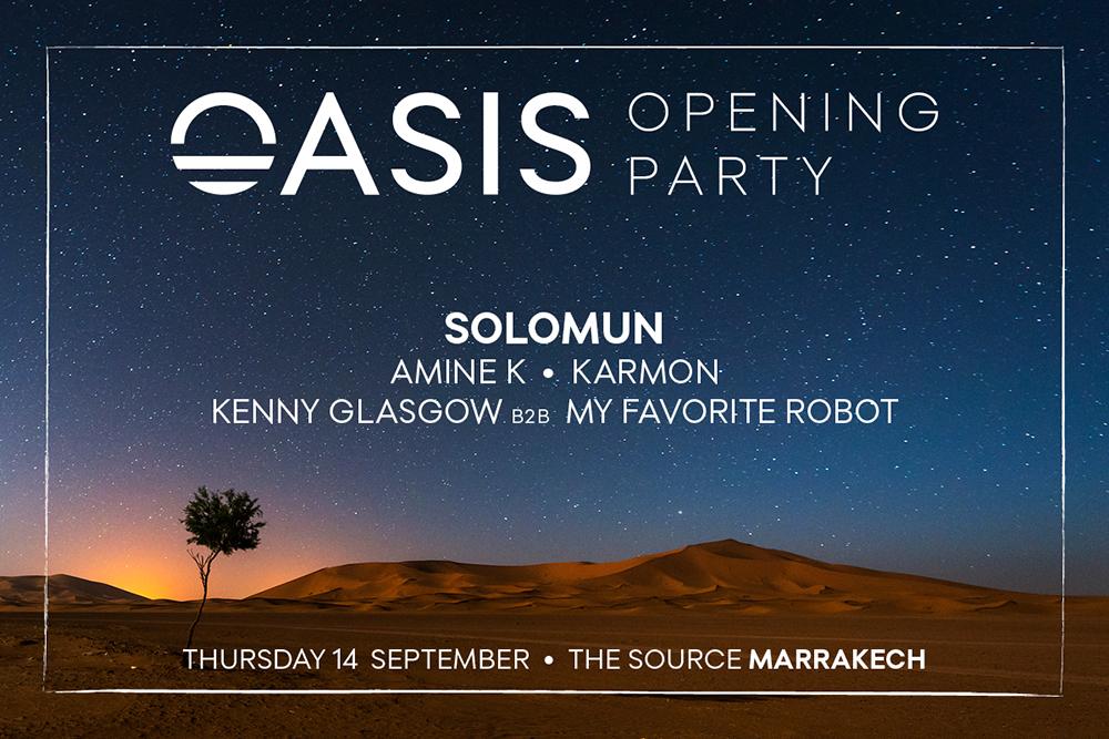 Oasis-Marocco