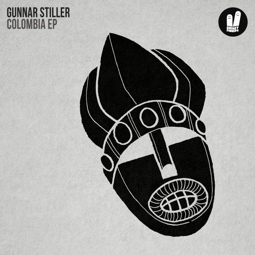 SFN206 Gunnar Stiller - Colombia EP - Smiley Fingers