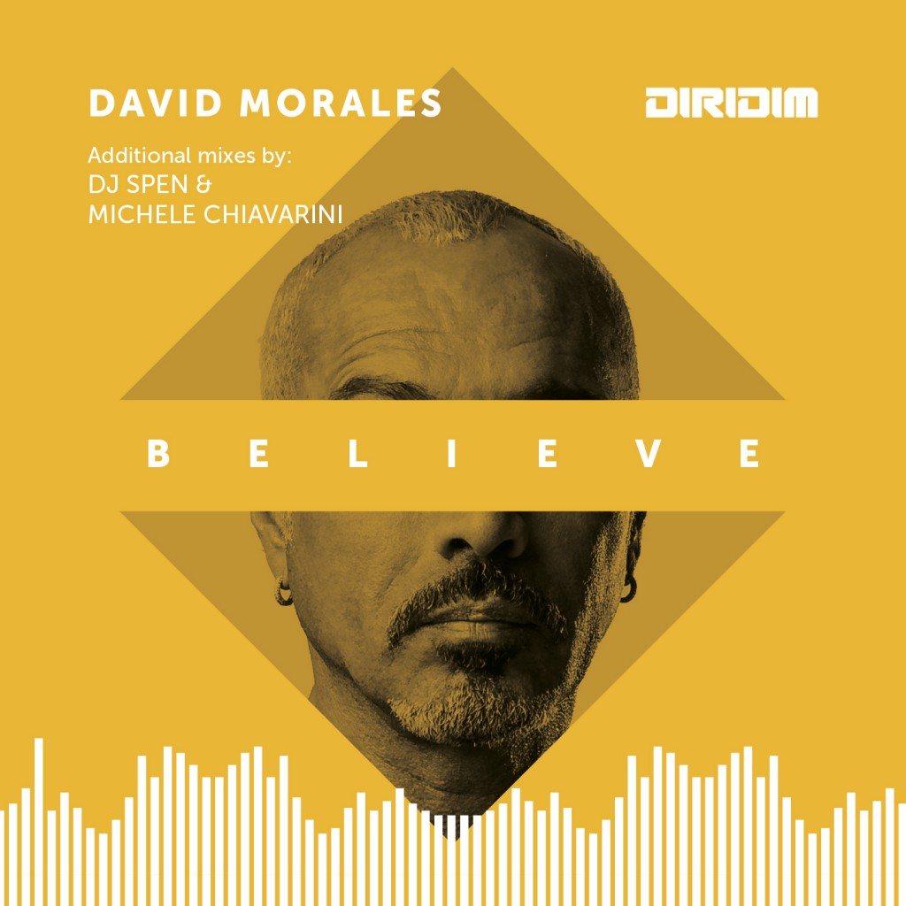 cover -David-Morales---Believe - DIRIDIM