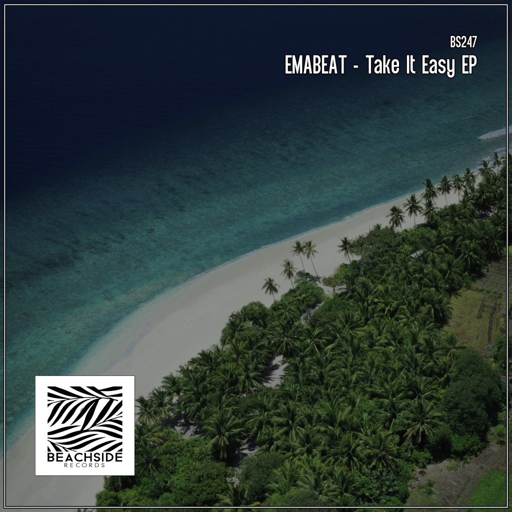 cover EMABEAT - Take It Easy EP cover