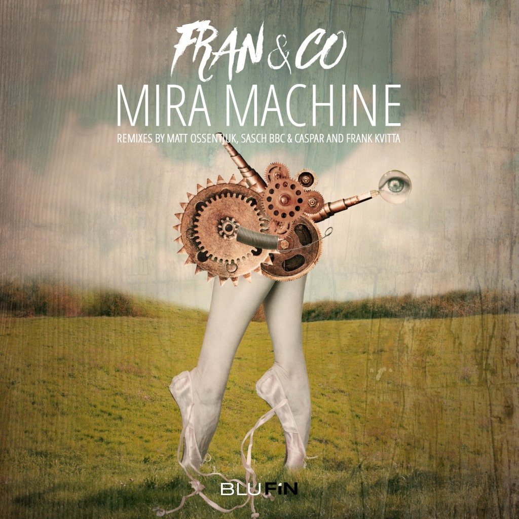 fran&co---Mira-Machine--BluFin-Records